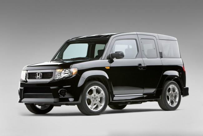 Автомобиль Honda Element