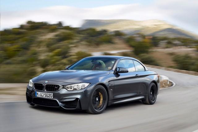 Автомобиль BMW M4