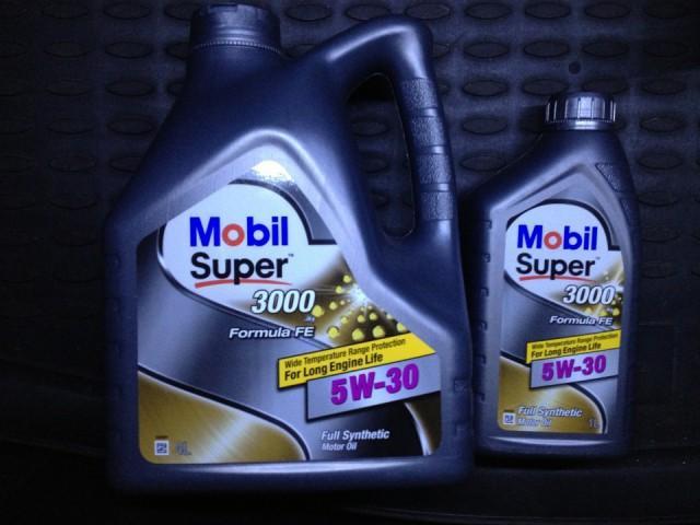 Моторное масло Мобил для Фокус 2 и 3