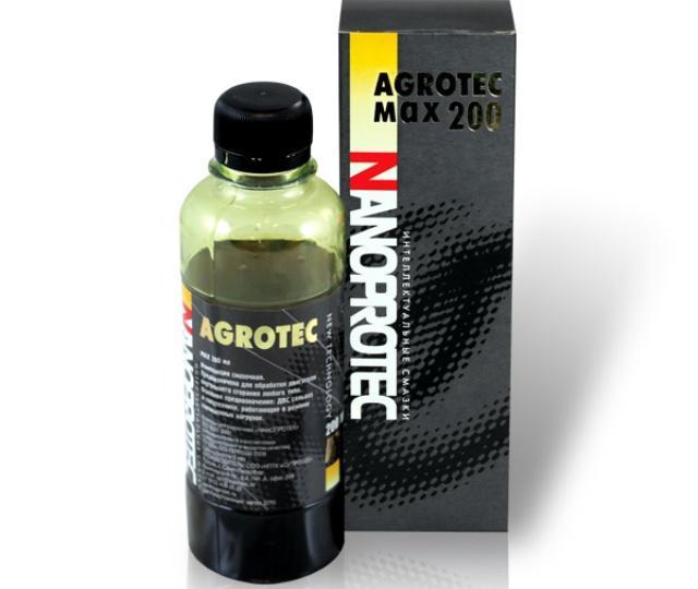 Ревитализант Nanoprotec Agrotec MAX 200