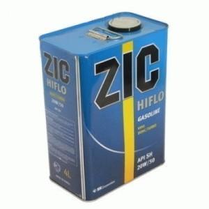 Масло ZIC 10w-40 Hiflo