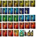 Моторные масла бренда ZIC