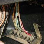 Снятые БП висят на проводах