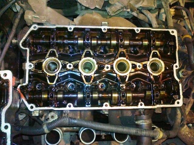 Чистый мотор от использования качественного ММ