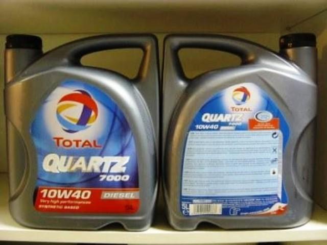 Жидкость Total Quartz