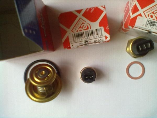Термостат, датчик температуры, термовыключатель