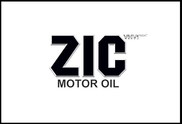 Логотип фирмы ZIC Motor Oil