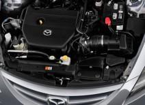 Как заменить моторное масло для Мазда 6?