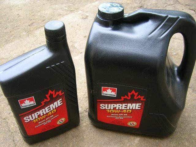 Моторное масло Петро Канада 10w 40