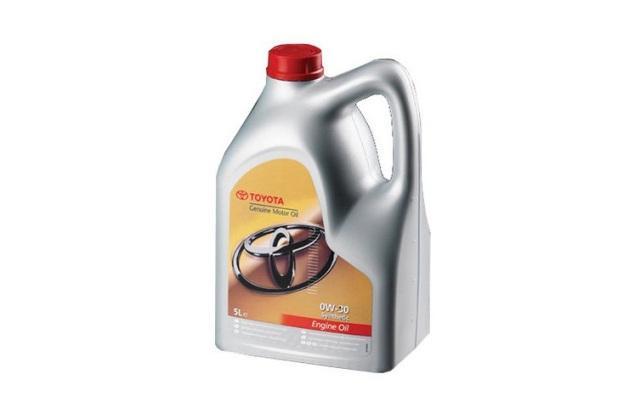 Автомобильное масло Toyota 0W-30