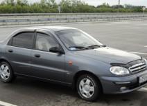 Замена масла в КПП Chevrolet Lanos