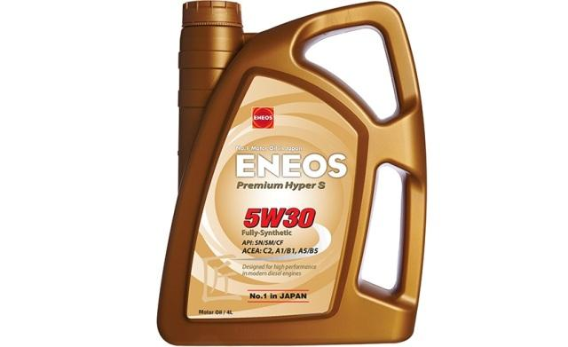 Моторное масло Eneos 5w30