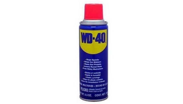 Преобразователь ржавчины WD-40