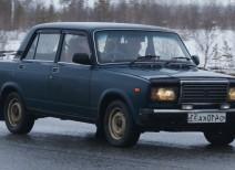 Снимаем КПП на автомобиле ВАЗ 2107