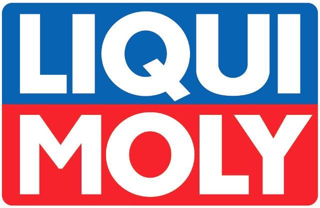 Логотип компании выпускающей моторные масла Liqui Moly