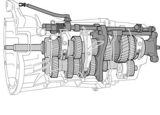 6-ступенчатая механическая