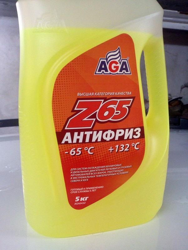 Антифриз Aga Z65