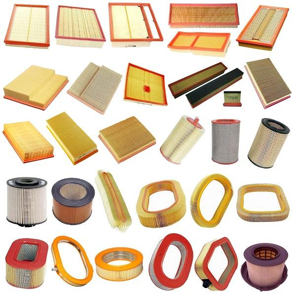 Разные формы расходных материалов