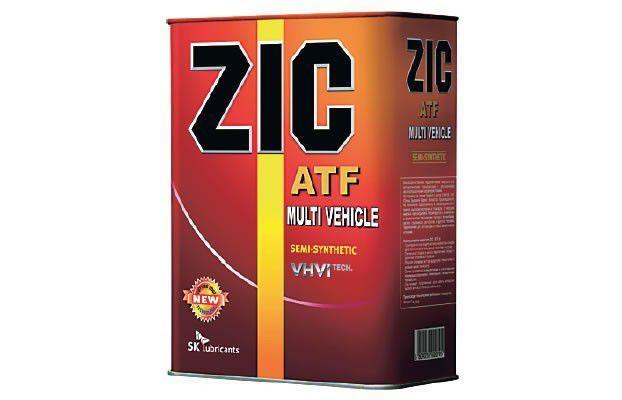 Трансмиссионная смазка ZIC ATF MULTI