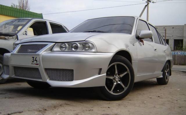 Транспортное средство Daewoo Nexia