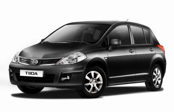 Как заменить салонный фильтр на Nissan Tiida?