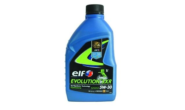 ELF Evolution SXR 5w30