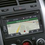 Навигатор в автомобиле Suzuki