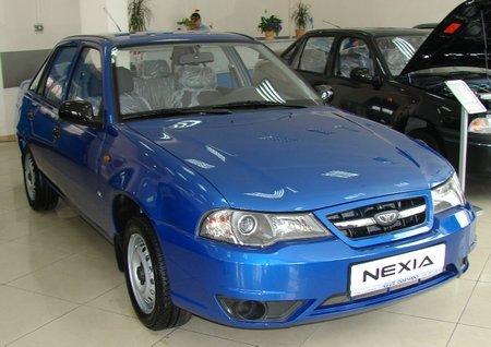 Daewoo Nexia N150 DOHC GLE