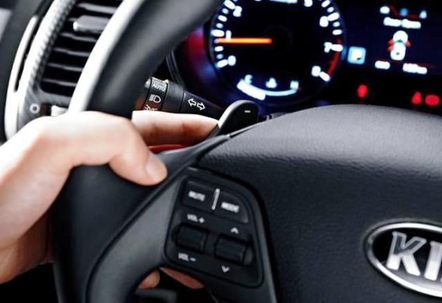 Подрулевые лепестки переключения передач