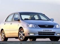 Как поменять воздушный фильтр на моделях Тойота Королла, выпущенных после 2008 года