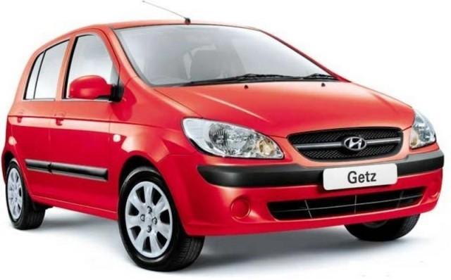 Автомобиль Hyundai Getz