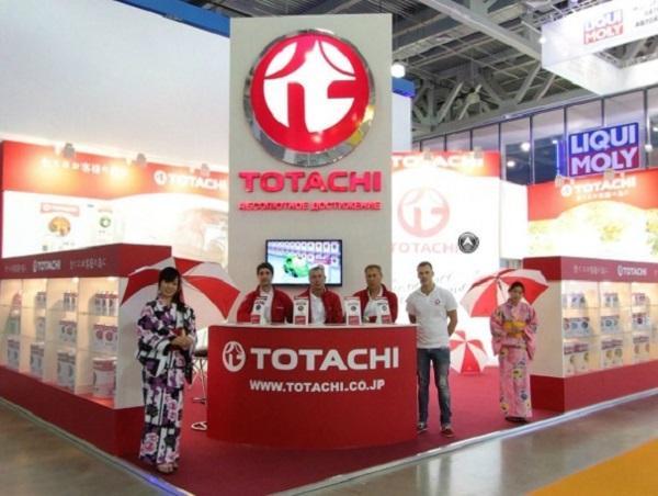 Компания по выпуску ГСМ Totachi