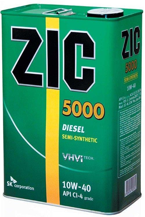 Смазывающая жидкость для двигателя ZIC