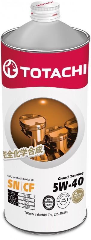 Моторное масло Totachi 5W-40