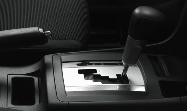 Рычаг переключения скоростей вариаторной коробки передач