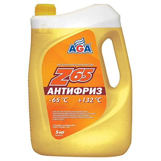 Желтая ОЖ фирмы AGA