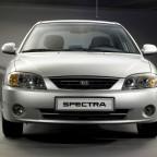 Автомобиль Киа Спектра