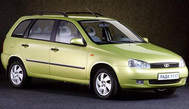 Автомобиль Лада Калина