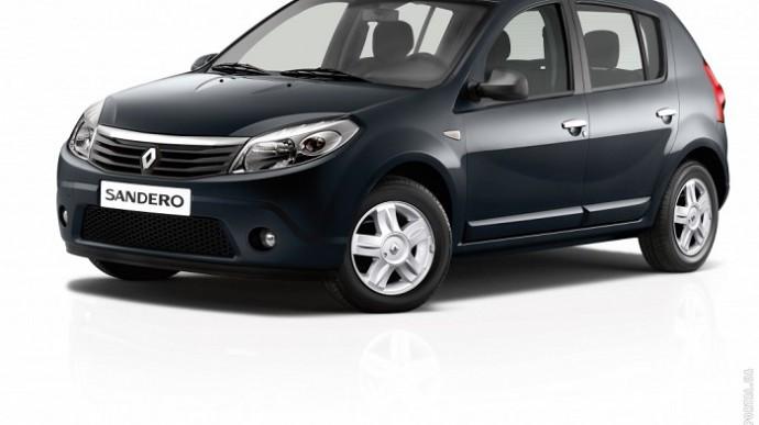 Как заменить фильтр салона на Renault Sandero?