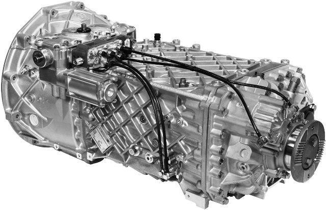 Коробка передач КПП ZF 16S151