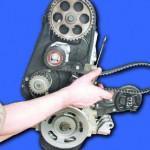 3. Демонтируйте изношенный элемент