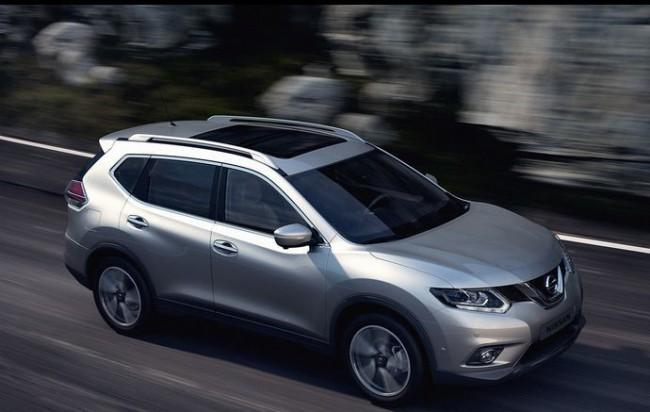Автомобиль Nissan X-Trail