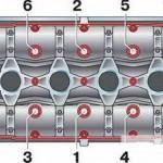 Схема для 8-и клапанных