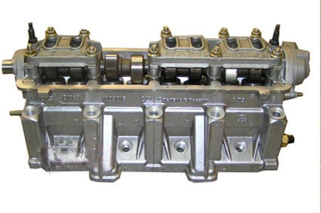 Головка блока цилиндров ВАЗ 2109