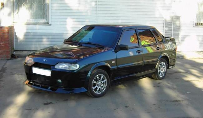 Автомобиль ВАЗ 2115