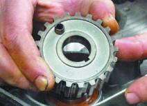 Как открутить шкив коленвала на ВАЗ 2109 своими руками?