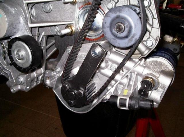 Ремень ГРМ Fiat Albea