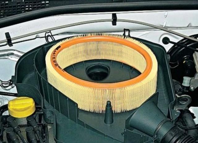 Корпус воздушного фильтрующего элемента