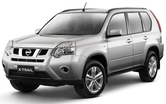 Автомобиль Nissan X Traill