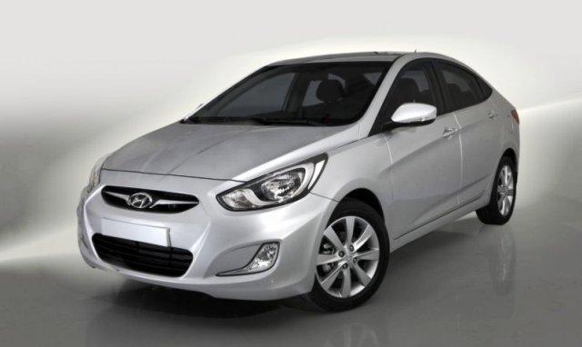 Автомобиль Hyundai Solaris